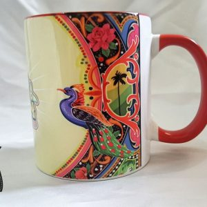 Truck Art Themed Mugs